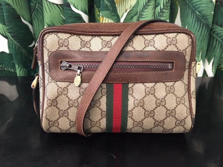 Vintage Gucci signature classic
