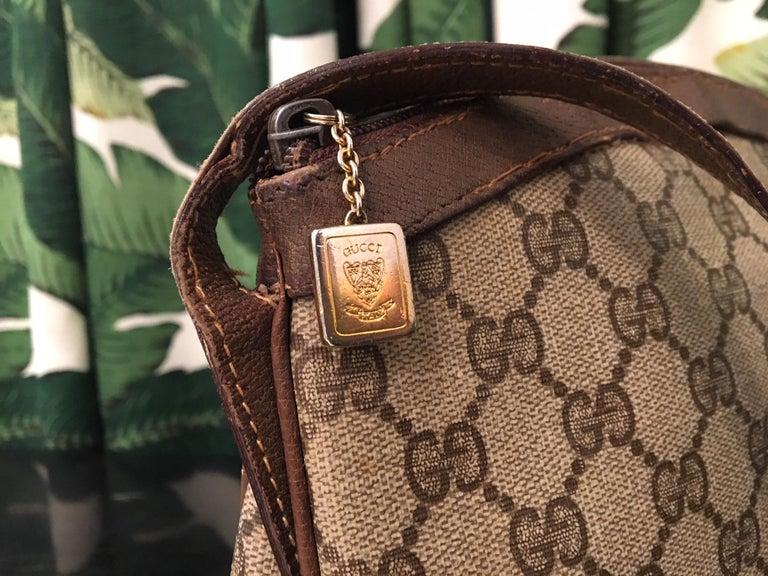 Women's Vintage Gucci 1980s Signature