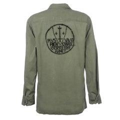 Vintage Joan of Arc Army Shirt