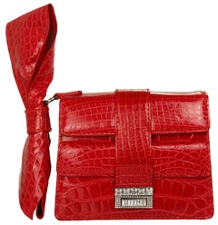 Valentino Women Clutch red 7WB00701-ACOD01-0RO