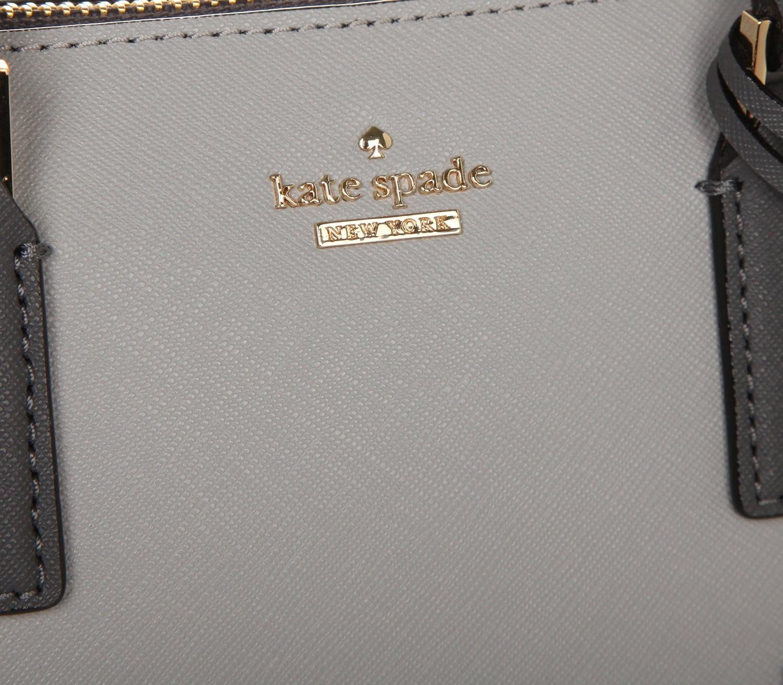Kate Spade Cameron Street Lucie Steel Grey Crossbody Bag Pxru7698 038 At 1stdibs