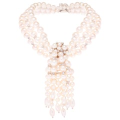 Simon Harrison Audrey Freshwater Pearl Necklace