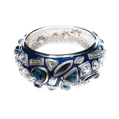 Simon Harrison Galaxy Crystal Bangle