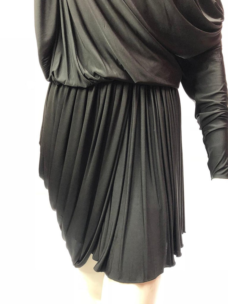 Alexander Wang Cold Shoulder Dress In Excellent Condition For Sale In Los Angeles, CA