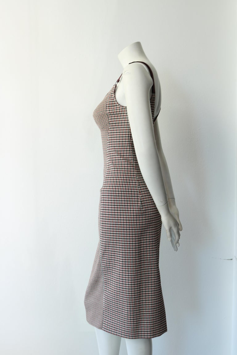 Stella McCartney Tweed Dress  In New Condition For Sale In Los Angeles, CA