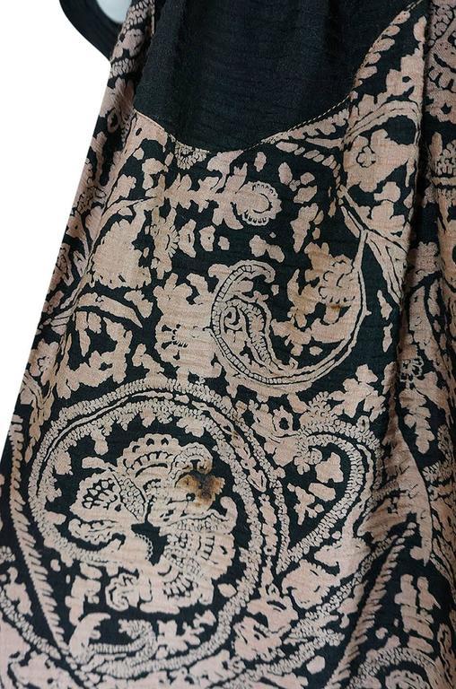 1980s Geoffrey Beene Full Scalloped Skirt & Top Set 8
