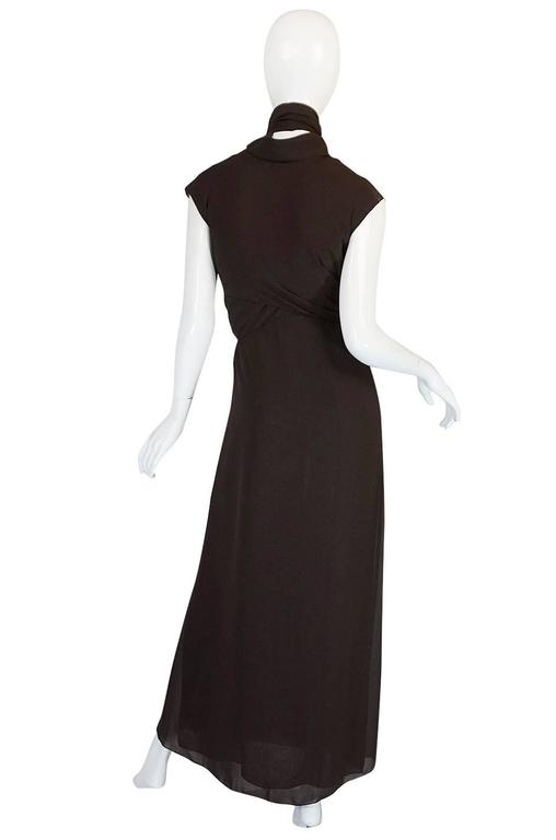 Documented F/W 1998 Chanel Runway Two Piece Dress Set In Excellent Condition For Sale In Rockwood, ON