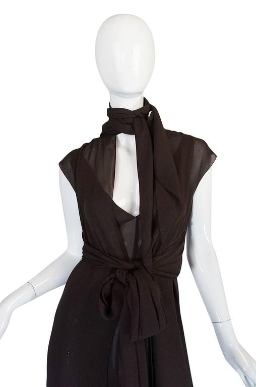 Documented F/W 1998 Chanel Runway Two Piece Dress Set 7
