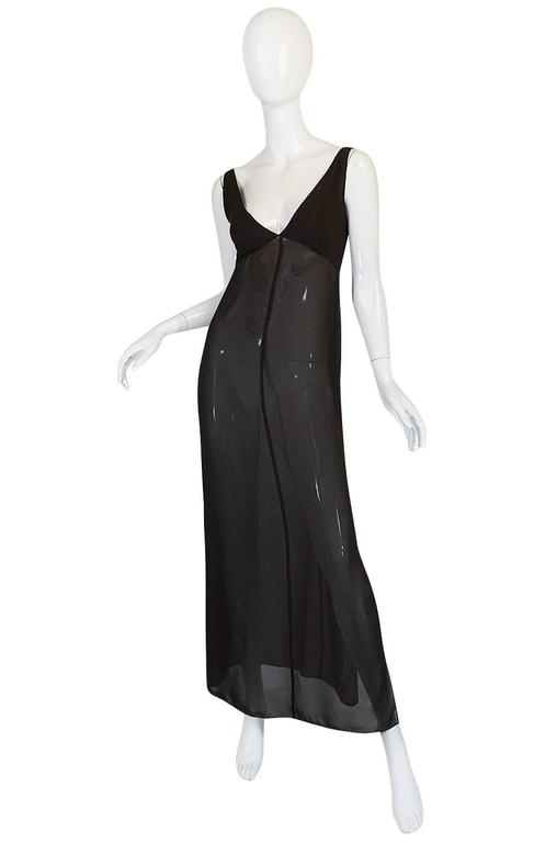 Documented F/W 1998 Chanel Runway Two Piece Dress Set 5