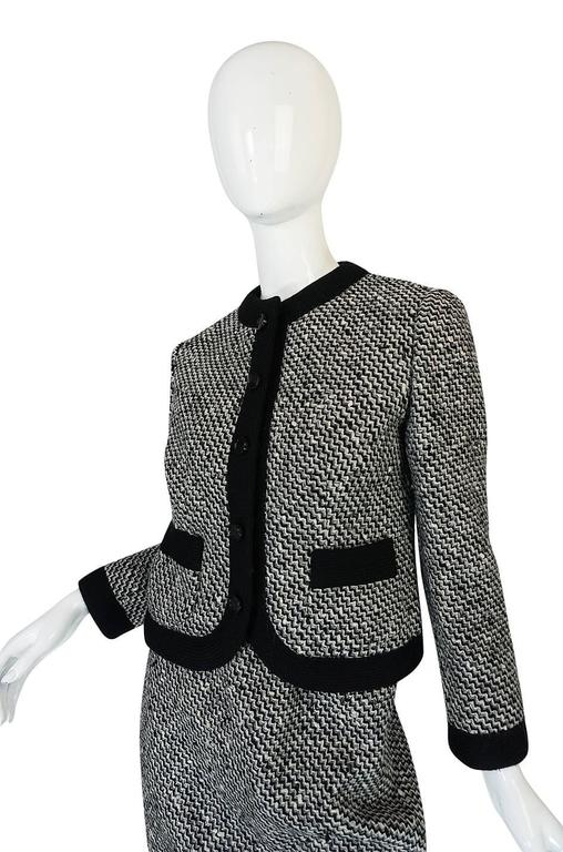 Women's Documented 1968 Marc Bohan for Christian Dior Suit For Sale