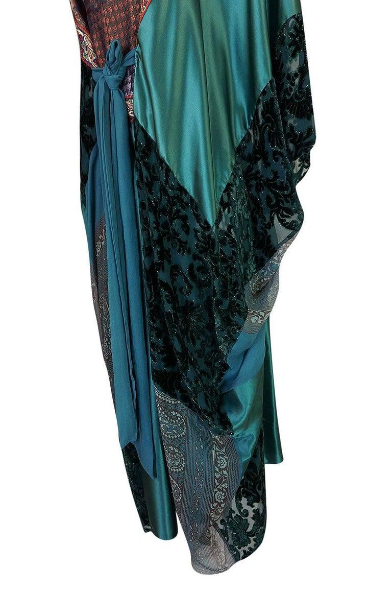 Thea Porter Museum Exhibited Abaya Caftan Dress, circa 1975  For Sale 5
