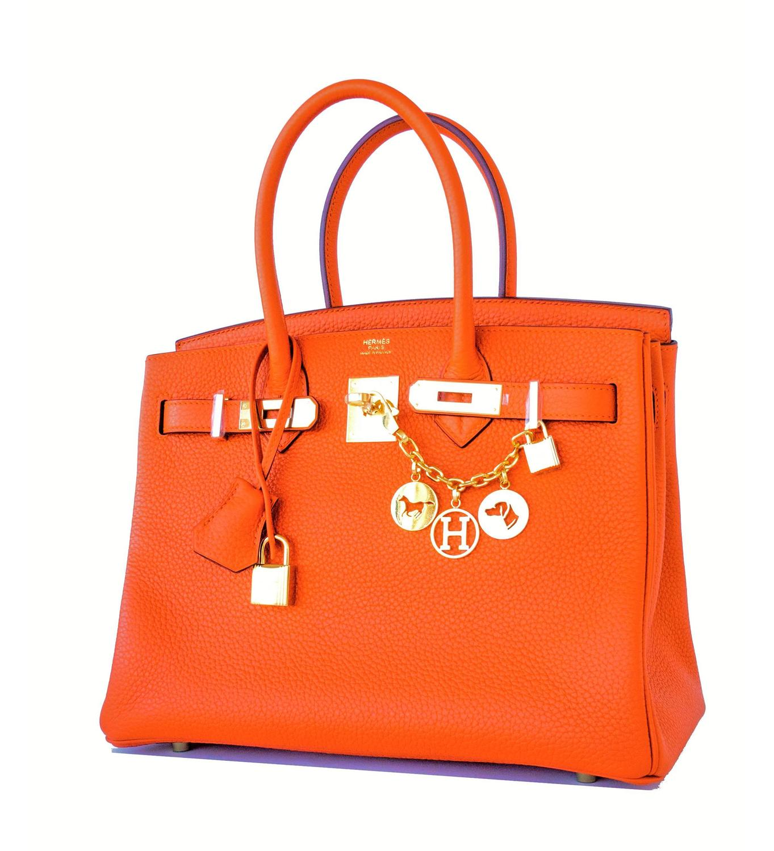 how much is a birkin bag hermes - hermes 30 cm geranium togo leather red birkin- 30 cm ghw, kelly ...