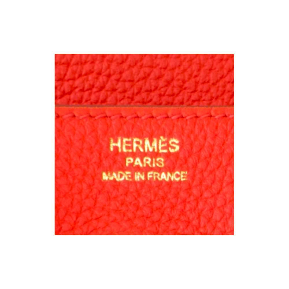 tan purse - Hermes Capucine Baby Birkin Red Orange 25cm Togo Gold Hardware ...