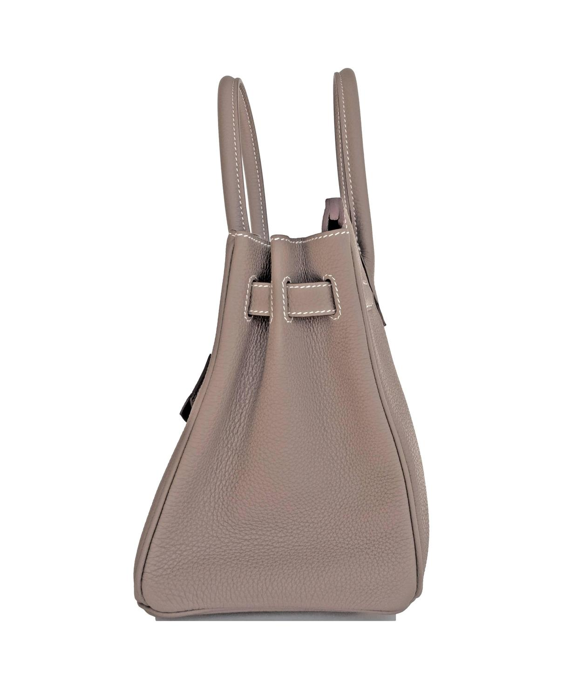 authentic birkin bags for sale - Hermes Etoupe Togo 30cm Birkin Palladium Hardware Bag Iconic 2016 ...