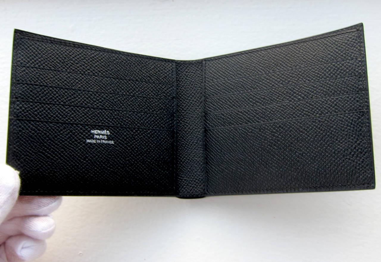 hermes mens wallet