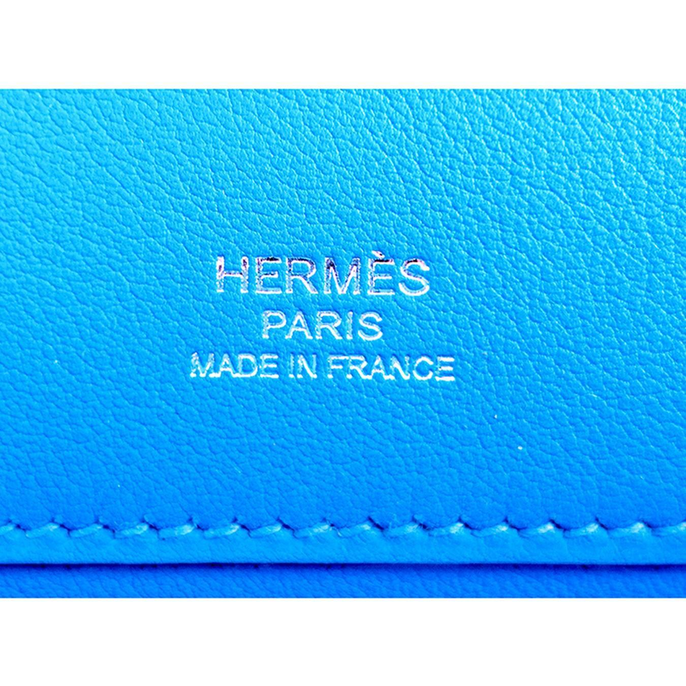 hermes wallet sale - hermes rose sakura kelly pochette cut clutch bag swift palladium