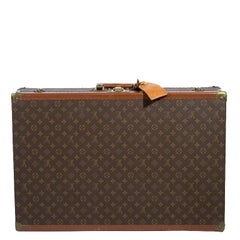 Louis Vuitton Monogram Canvas Alzer 70 Suitcase