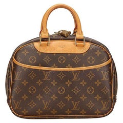 Louis Vuitton Monogram Canvas Trouville Bag