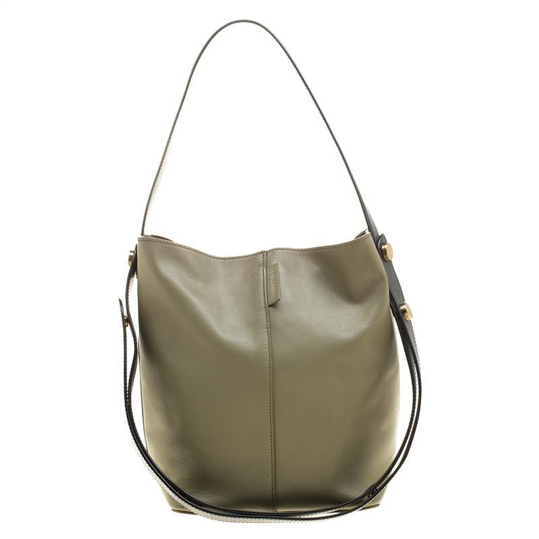 Mulberry Sage Green Leather Small Kite Bag For Sale at 1stdibs 24e3874e91