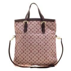 Louis Vuitton Cherry Monogram Mini Lin Francoise Bag