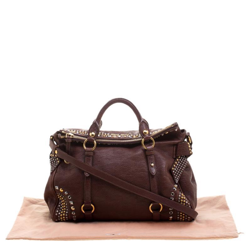 my92de schultertasche von miu miu in schwarz bow bag