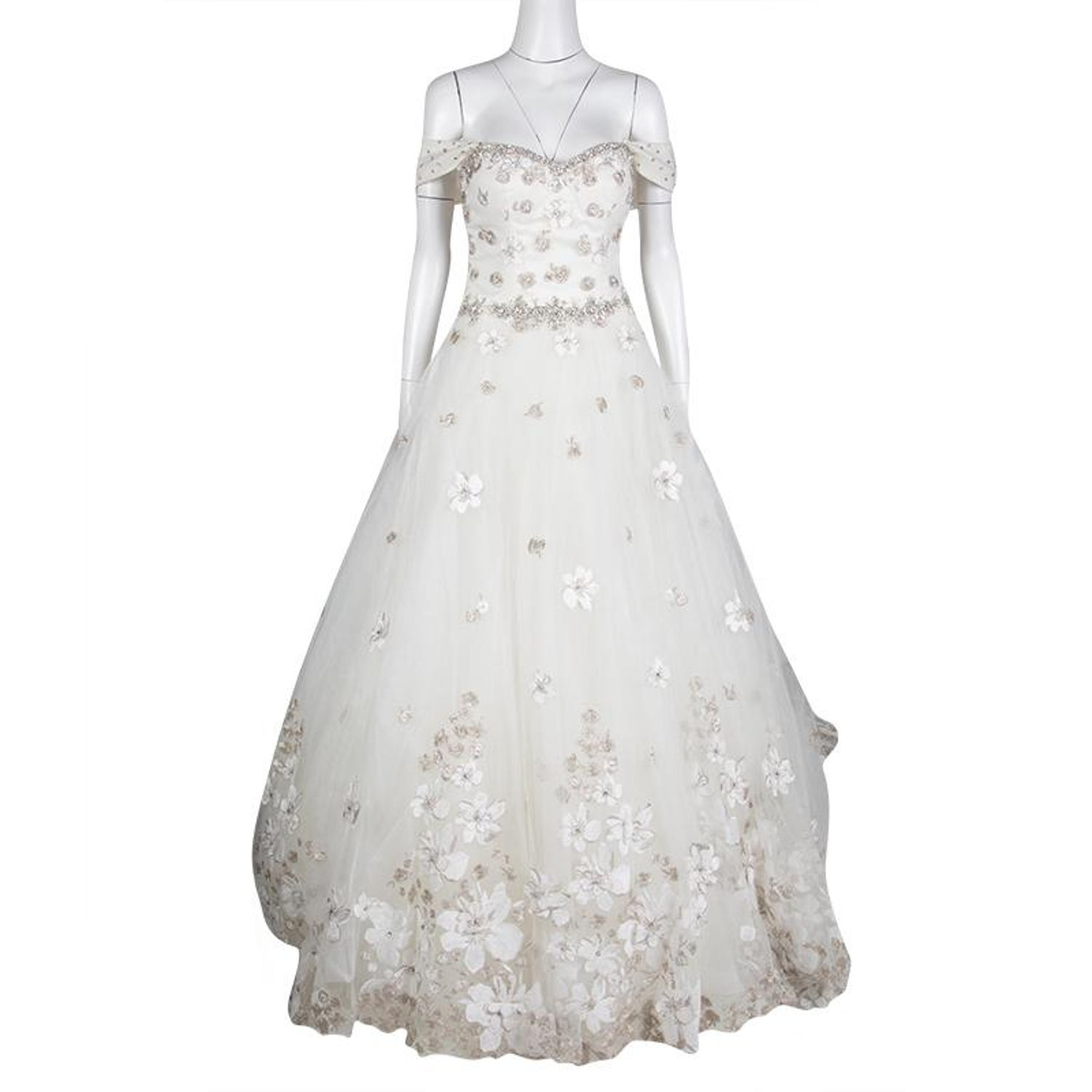 17c7b023019 White Mark Couture Collection Dresses