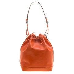 Louis Vuitton Piment Epi Leather Noe NM Bag