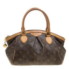 Louis Vuitton Monogram Canvas Tivoli PM Bag