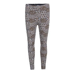 Chanel Multicolor Lurex Jacquard Knit Tapered Pants M