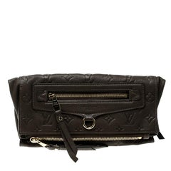 Louis Vuitton Ombre Monogram Empreinte Leather Petillante Clutch