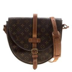 Louis Vuitton Monogram Canvas Chantilly GM Bag
