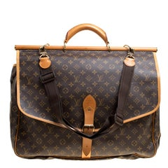 Louis Vuitton Monogram Canvas Sac Chasse Hunting Bag