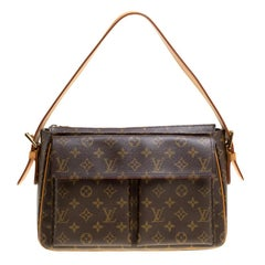 Louis Vuitton Monogram Canvas Viva Cite GM Bag