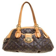 Louis Vuitton Monogram Canvas Etoile Bowling Bag