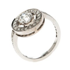 Boucheron Ava Diamond Ring Size 50