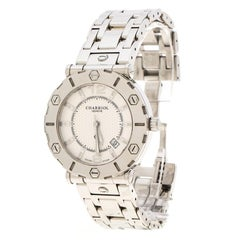 Charriol Cream Stainless Steel RT38 Women's Wristwatch 38 mm
