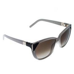 Chloe Grey/Brown Gradient CE600S Cat Eye Sunglasses