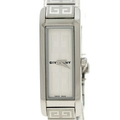 Givenchy Silver White Stainless Steel GV.5216L Women's Watch 14 mm