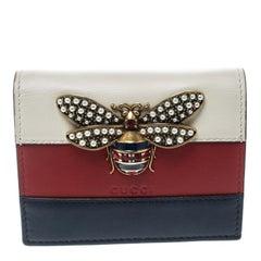 Gucci Multicolor Leather Queen Margaret Wallet