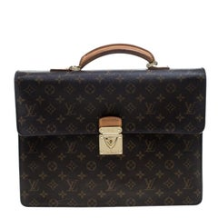 Louis Vuitton Monogram Canvas Laguito Briefcase