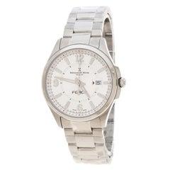 Bernhard H. Mayer Silver White Stainless Steel Force Artemis Women's Wristwatch