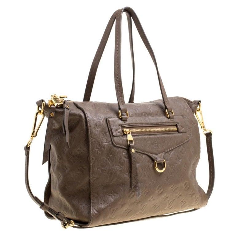 Women's Louis Vuitton Ombre Monogram Empreinte Leather Lumineuse PM Bag For Sale