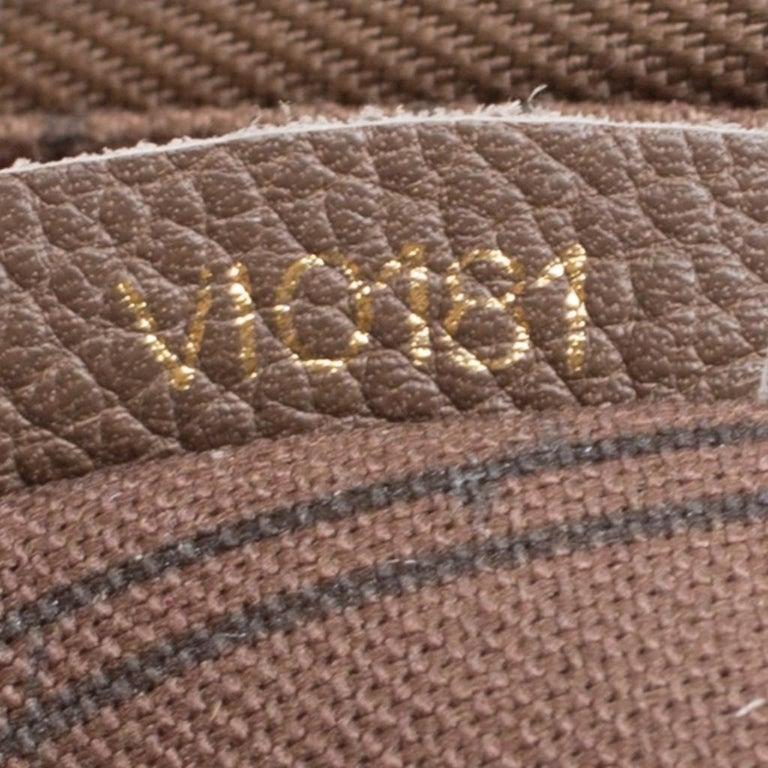 Louis Vuitton Ombre Monogram Empreinte Leather Lumineuse PM Bag For Sale 2