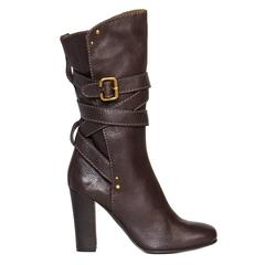 Chloe' Chocolate Brown Boots