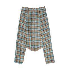 Comme des Garçons Multicolor Harem Pants For Man