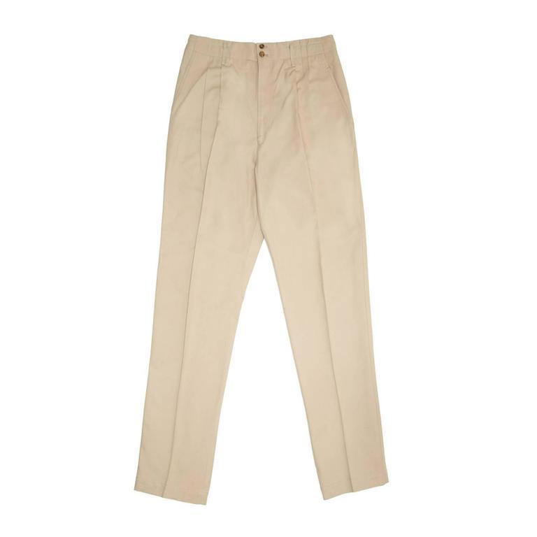 Junya Watanabe Khaki Cotton Classic Pants