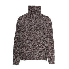 Hermès Brown Multicolor Cashmere Sweater