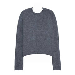 Marni Charcoal Grey Cashmere Sweater