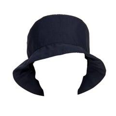 Prada Navy Blue Goretex Bucket Cap