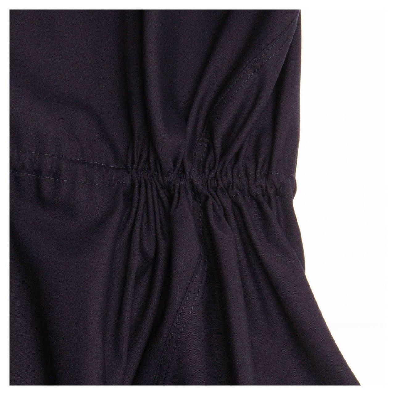 Alaïa Dress Navy Halter Style 3